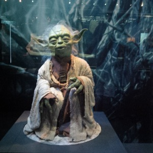 """Patience you must have my young padawan"" - Yoda"