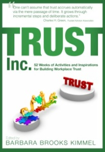 Still thinking of a New Year's resolution? Try building trust in your workplace
